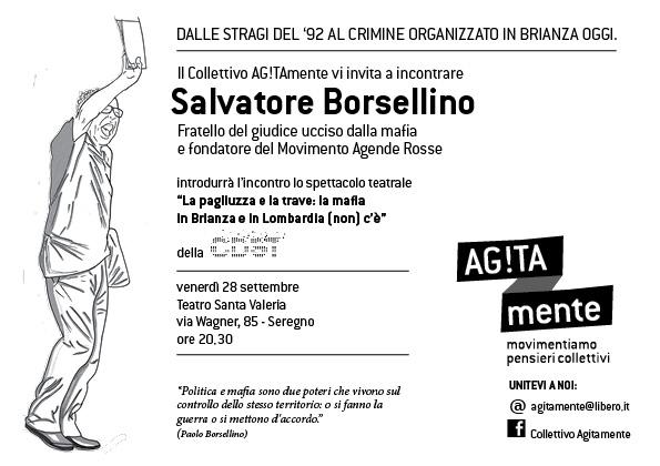 Incontro con Salvatore Borsellino