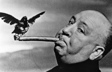 Alfred Hitchcock a Milano