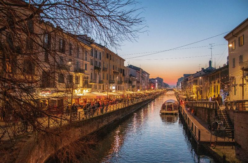 Navigli di Milano