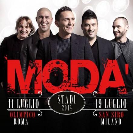 Modà a Milano