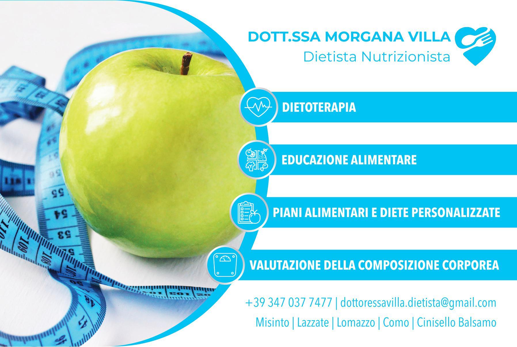 Dietista Nutrizionista a Milano